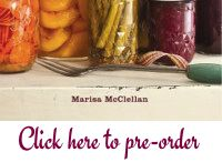 Canning, preserving, and things like that / by Linda Rewa