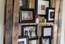 Picture Frame Ideas / by Chantel Choate