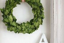 holiday and seasonal decorating / by Annamarie Akins