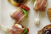 Appetizers / by Christy Butz