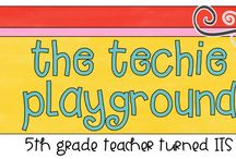 teach - technology / by Eileen Michelle