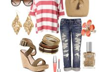 my closet & style / by Missy Greene