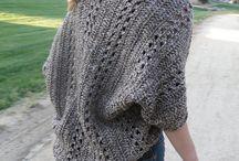 Crochet sweaters / by Helen Mahan