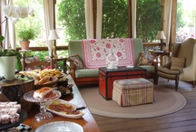 Screened Porches / by Judy Johnson