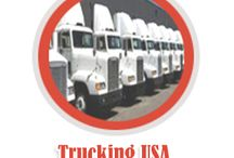Trucking Quotes / Get free trucking quotes online via Sky2c Freight Systems Inc at very affordable rates. Log on now http://www.sky2c.com/trucking.htm and book your truck rental services today. / by Sky2c Freight Systems
