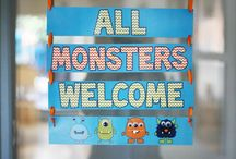 Monster Party / by Polka Dot Daze