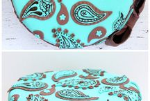 Cake designs / by Sue Crivolio Mahoney