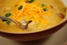 Soups / by Megan Cohen