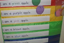 Fall:  Apple Ideas/Activities / by Bonnie Wolf