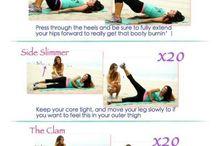 Workouts / by Brittany De Los Santos