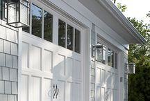 Home's Exterior / Lighting fixtures are unique and charming, but don't forget your home's exterior! Have fun picking a style or enhance the architecture with coordinating fixtures. Provides safety and greets guests upon arrival! / by 1000Bulbs.com