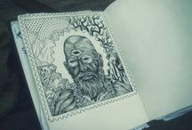 sketchbook / by Marcelo Mendes