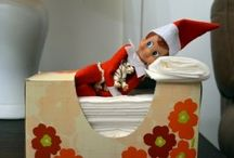 children | elf on the shelf / by Catrina Ann