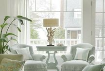 Living Room Ideas / by Holly Datsopoulos