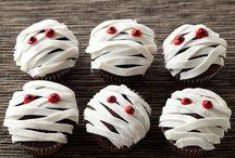 Halloween Tricks & Treats / Halloween potluck ideas / by Christanne Knorr