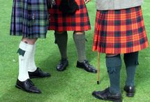 Kilts & Scottish Attire / by Carl Johengen