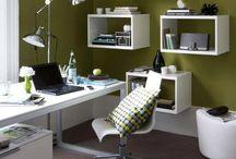 Office / by Lillian Hesselbach