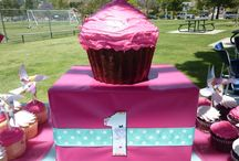 Jennelle's 1st birthday ideas / by Christine Berry Parlin