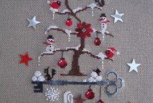 Cross stitch - Christmas / by Dalila Silva