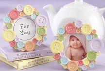 baby shower ideas / by Geraldine Thomas