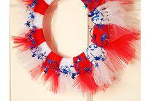 Wreaths / by Pamela Bounting Sherrodd