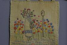 Needlework  / by Barb Y