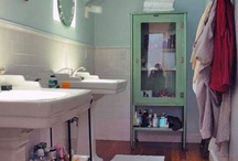 My Home - Bathrooms / by Katie Bastion Strong
