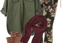 Fall and winter wear / by Tonya Stout