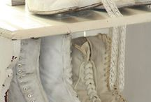 Vintage clothes I love & accessories  / umbrellas, hats, dresses, boots, etc / by sarah