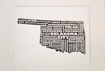 Oklahoma (Hi Kristi) / by Robyn Knibbs