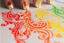 Nail art / by Charity Reardon