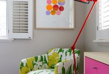 Lucy's Room by A&P / by Arent&Pyke. Interior Designers