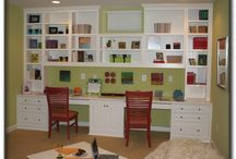 Craft Room Dreaming.... / by Lisa Cavallucci