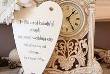 Wedding/WeddingShower Ideas / by Geri Johnson