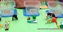 Montessori (type) activities / by Jessica Clark