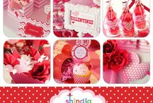 Food & Decorating Valentine  / by Danielle Slingerland - van der Aa