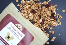 PB&J Cookies and Bars / by Nuts About Granola