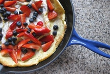 Healthy Breakfast / by Irena Macri