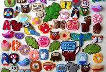 Felt Crafts / by Rachel Loera