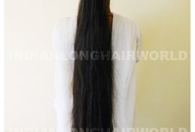 Long Hair in India / by Aulfi Ali