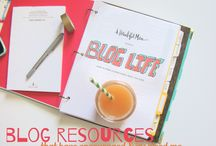 Blogging Tools and Resources / Tools & resources to help you build a better blog / by shabnamahsan