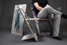 Furniture / by Patrick Deziel