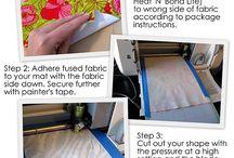 Cricut ideas / by Erika Wright