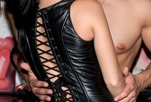 Lingerie~ Leather / by Roula Rou