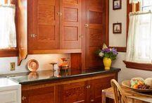 Home - Kitchen / by Jennifer Wyant