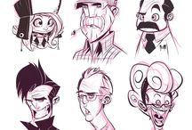 Character Design / by Nestor Marinero