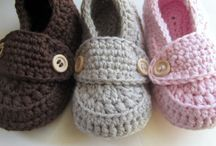 Baby Booties / by Carousel Designs