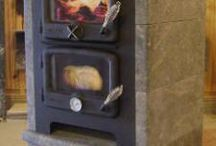 stoves, heaters, and such / by L B