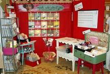 Craft Displays / by I'm Loving Beads Nancy Gound