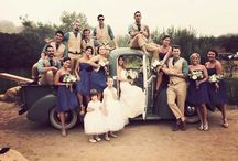 The Wedding Party / by Wedding Favors